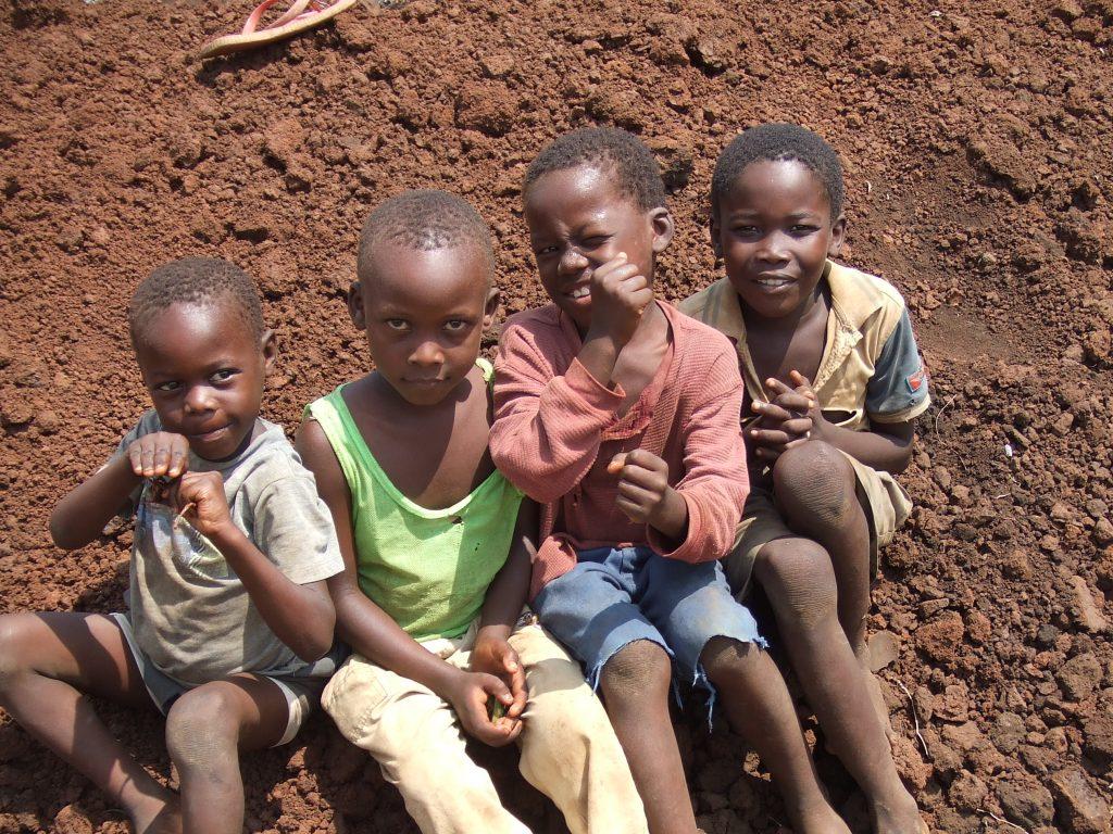 children-the-world-over